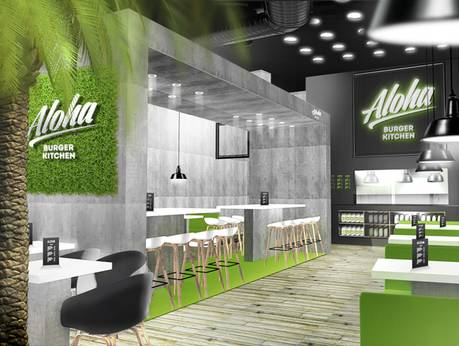 ALOHA Burger Kitchen